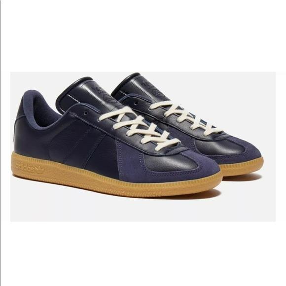Adidas Original Bw Army Leather Shoes